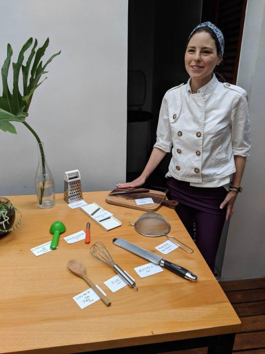 galeria de fotos Médicos na Cozinha