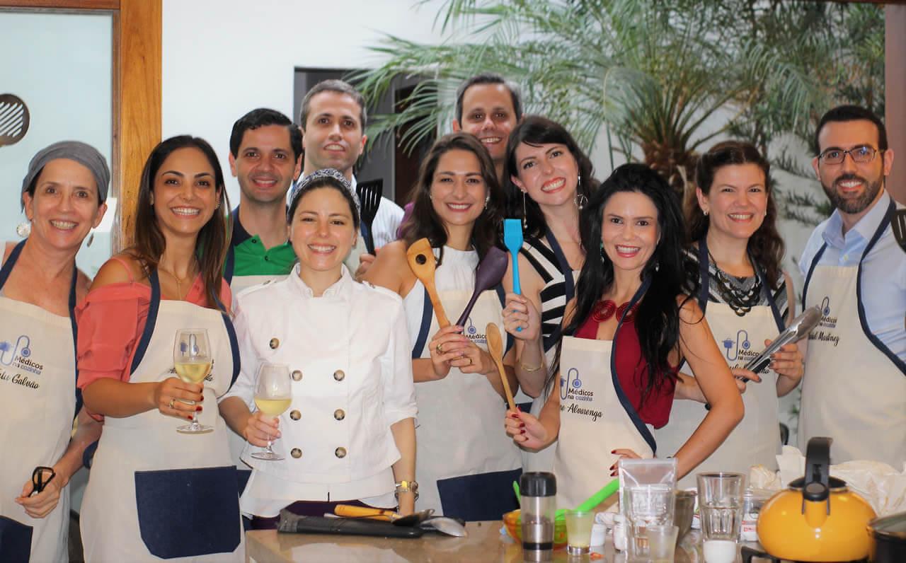 Projeto Médicos na Cozinha