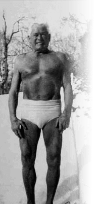 imagem Joseph Pilates